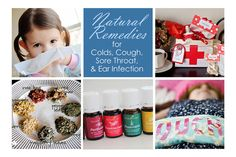 Natural Remedies for Colds, Cough, Sore Throat, and Ear Infection   eBay