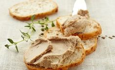 This may not be as good as a true foie gras, but it's similar enough in flavor for a dish that costs only pennies to make. Not only can the pâté be served on toast — it can also serve as a finish for a classic Beef Wellington or enhance a stuffing or a meat loaf.