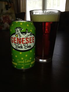 Genesee Bock from Genesee / Dundee Brewing is 5.2 ABV.  The appearance is amber copper and the nose caramel malt.  The taste is your basic bock with a strong and sweet caramel malt finishing only lightly bitter.  It's mostly clean with a moderate carbonation and almost creamy mouthfeel.  Genesee's Bock is totally cheap and one dimensional but serviceable for what I've come to discover as Trader Joe's bottom shelf lineup.  Genesee is a local (Rochester) mainstay so I'm not sure of the…
