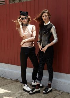 Peep our favorite creepers on shop.nylonmag.com