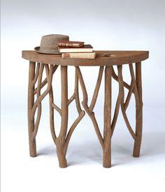 Branch Foyer Table at Cost Plus World Market >> #WorldMarket Glasgow Fog Collection