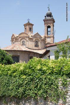 Neive, Piedmont, Italy Capella San Rocco