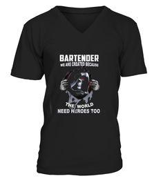Bartender I 39 m Proud Bartender