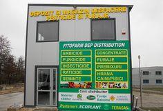 S-a deschis Fitofarm Dep Distribution – cel mai mare depozit şi magazin de desfacere de pesticide şi furaje din Argeş