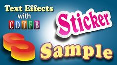 Create Text Effects for bold headings in corel draw ******************************************************** How to create text effects for bold headings. Lightroom, Photoshop, Corel Painter, Text Effects, Coreldraw, Tutorials, Graphic Design, Visual Communication, Wizards