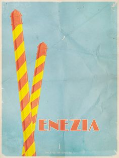 And What You Think about this Poster ? Related posts:City Map of Venezia by Anna Simmons Regali Veneziani …