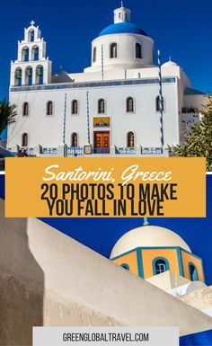 Here's our Santorini Greece Photo Gallery! | Europe | Beautiful City | Galileo | Boat | Water | Donkeys | Fira |  Ola |