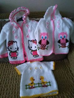 This domain may be for sale! Knit Baby Dress, Crochet Baby Clothes, Baby Cardigan Knitting Pattern, Baby Knitting Patterns, Baby Booties, Baby Shoes, Crochet For Kids, Baby Vest, Baby Items