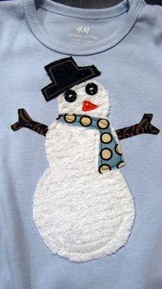 snowman shirt @ valeriedrum