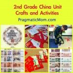 Red Envelope Crafts for 2nd Grade China Unit (appropriate for any grade doing aChina Unit using Red Envelopes) :: PragmaticMom