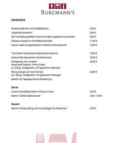 Unsere Speisekarte für heute Abend. Natürlich nur solange der Vorrat reicht  ____________________ #burgmanns #restaurant  #bistro #weilheim #weilheimteck #esslingen #stuttgart #kirchheim #kirchheimteck #göppingen #lecker #fleisch #fisch #veggie #steaks #bio #regional #saisonal #familienbetrieb #aufdiehand #aufdenteller #weilheimlebt #food #instafood #stimmungsbild #bismorgen #live #handwerk #menschbleiben
