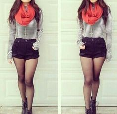 Girls fall outfits