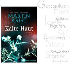 """** Gelesen und bewertet ** Wolfgangs Meinung zu dem Thriller """"Kalte Haut"""" von Martin Krist könnt ihr jetzt im BücherKaffee nachlesen! http://www.buecherkaffee.de/2015/01/rezension-kalte-haut-martin-krist.html  #Rezension Midnight by Ullstein"""