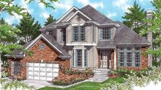 New+American+House+Plan+with+2913+Square+Feet+and+4+Bedrooms+from+Dream+Home+Source+|+House+Plan+Code+DHSW09394