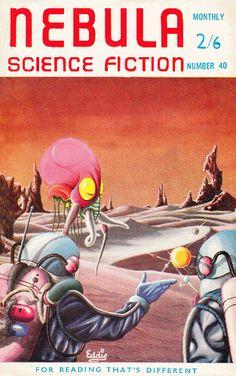 Nebula Science Fiction. Issue No.40, May 1959