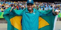 Claudiney Batista ganha o ouro no lançamento de disco das Paraolimpíadas - UOL Olimpíadas