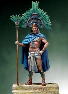 Moctezuma II, 1520.