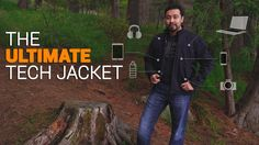 The ULTIMATE Tech Jacket!