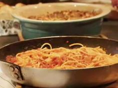 Spaghetti Amatricciana por Narda Lepes  | recetas | FOX Life