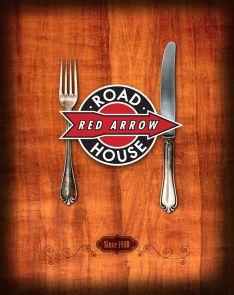 #SmallBiz logo: Red Arrow Road House, Food, Fun and Family - Union Pier, Michigan
