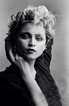 madonna-iconography:  Madonna | 1982