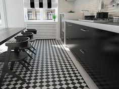Unsere Zementfliesen Vintage by Palazzo bieten, ob mediterran, modern oder klassisch, für jeden Geschmack eine wunderbare Basis für eine individuelle Raumgestaltung.