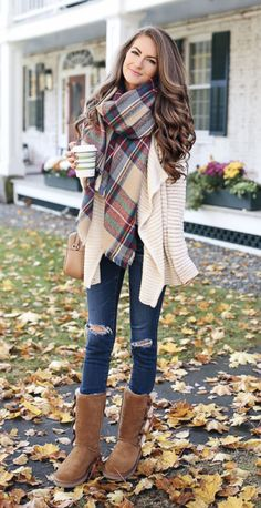 2a312711 NYC Blanket Scarf – Altitude Boutique Winter Fashion Outfits, Winter Boots,  Ugg Boots,