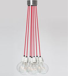 Het Lichtlab No.3 bundle with 7 lightbulbs!