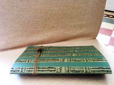 Handmade Notebook Margue Is Singing