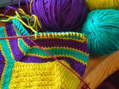 Wollmeise socks