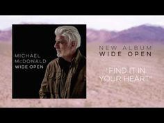 Michael McDonald - Find it in Your Heart (Official Audio) - YouTube