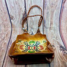 Ladies Handbags Brown With unusual Pattern design shoulder bag clasp fastening Fashion Backpack, Pattern Design, Shoulder Bag, Handbags, Lady, Brown, Totes, Shoulder Bags, Purse