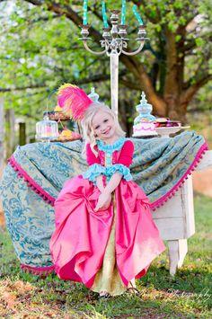 Marie Antoinette Dress Halloween Costume by FairytaleJubilee, $185.00
