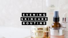 Evening Korean Skincare Routine feat. UO Beauty | Oily, Acne Prone