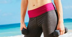 """According to celeb trainer Gunnar Peterson, the secret to awesome abs is """"working consistently, working in different planes of motion, and adding weights to your abdominal work."""" Take this advice to heart — here are a handful of exercises"""