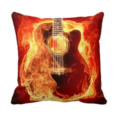 ==> consumer reviews          Guitar on Fire Throw Pillow           Guitar on Fire Throw Pillow we are given they also recommend where is the best to buyShopping          Guitar on Fire Throw Pillow Here a great deal...Cleck link More >>> http://www.zazzle.com/guitar_on_fire_throw_pillow-189948757196296251?rf=238627982471231924&zbar=1&tc=terrest