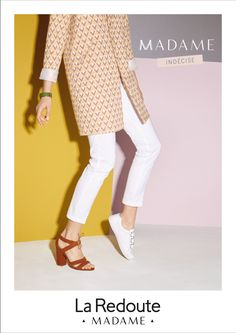 La Redoute Madame - Advertising - Marie Gibert - Stylist - Carole Lambert