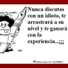 ¡Grande Mafalda!