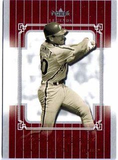 2005 FLEER LEGENDS CLASSIC CLIPPINGS MIKE SCHMIDT CARD #92 #' ED 848/999 in Sports Mem, Cards & Fan Shop, Cards, Baseball   eBay