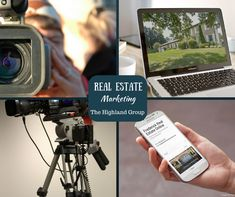 Best in Real Estate Marketing - Photography And Video, professional photos & home video are important to marketing a home online, does your agent use them?