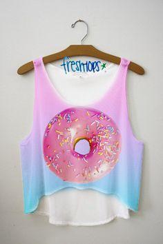 Donut #freshtops