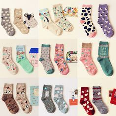 Cheap cotton knee high socks, Buy Quality cotton halter directly from China cotton rayon Suppliers: Cheapest!!! Free Shipping Women Winter Rabbit Wool Socks 2014 Female Thermal Thickening Snowflake Warm Socks 10pcs=5pair