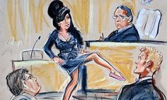 Amy Winehouse Acquitted of Assault
