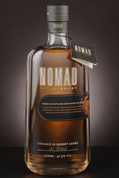 Product Launch - GLOBAL: Gonzalez Byass' Nomad Outland Whisky