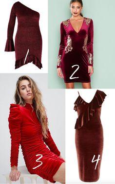 de156eb1ea70 Leder du efter en rød kjole  Look no further! 17 røde kjoler til julens