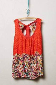 Rosae Tank - from Anthropologie