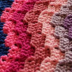 Wave Step Stitch