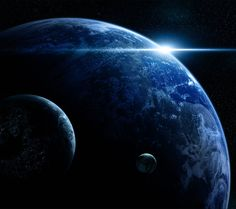 Space - What I would give to see the World from space!