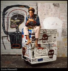 Jean-Michel Basquiat -  New York, NY - Find out what famous person lived in your city. http://www.wsponton.com/insights-to-success/infamousfamous-addresses/