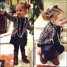 dark dress, leopard cardigan and boots